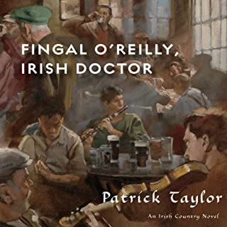 Fingal O'Reilly, Irish Doctor cover art