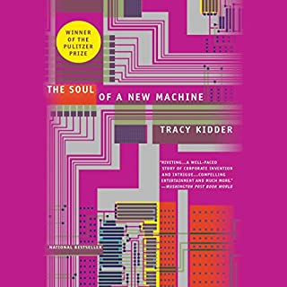 The Soul of a New Machine cover art