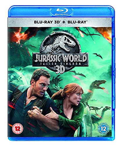 Universal Pictures - Jurassic World - Fallen Kingdom 3D Blu-Ray (1 BLU-RAY)
