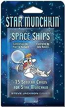 Steve Jackson Games Star Munchkin Space Ships Booster Pk