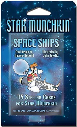 Steve Jackson Games Star Munchkin Space Ships-Kartenspiel