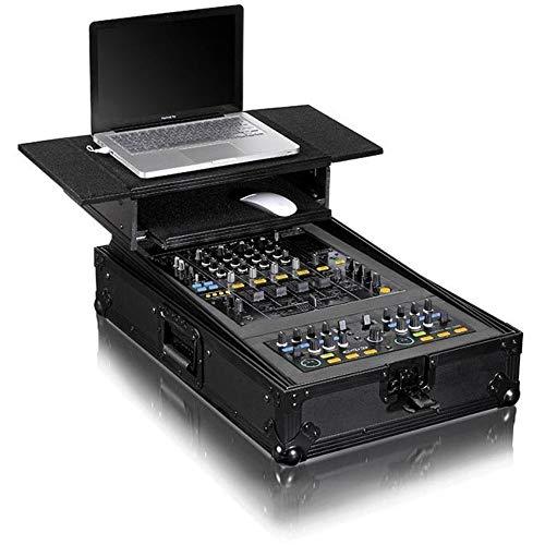 ZOMO FLIGHTCASE P-MC PLUS NSE para DJM-800 + MC-1000 + reforzada para equipo de DJ para ordenador portátil
