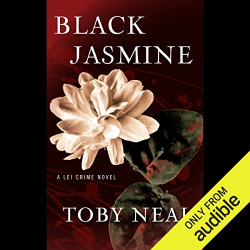 Black Jasmine audiobook cover art
