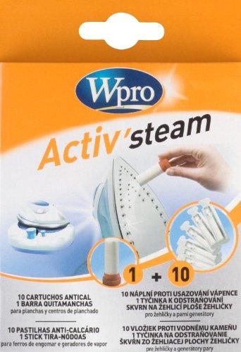 Wpro IRO100 Kit Fer à Repasser