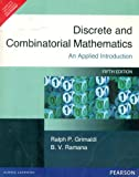 Discrete And Combinatorial Mathematics: An Applied Introduction (Pb 2006) - Ralph P. Grimaldi