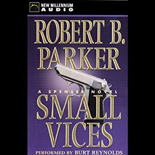 Small Vices audiobook cover art