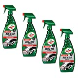 Turtle Wax T-520A Bug and Tar Remover, Trigger - 16 oz. - 4 Pack