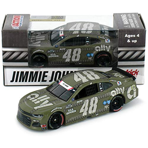 Lionel Racing NASCAR Jimmie Johnson Unisex Jimmie Johnson, Multi, 1: 64 Scale