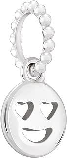 Chamilia Womens Petite Emoticon - Smiley Face, Sterling Silver, 0