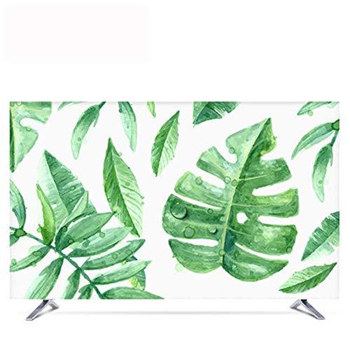 Youshengg Art TV Cover Stofbescherming, Hanging Large TV Cover stofbeschermdoek 32 inch 55 inch 65 inch 70 inch cover oppervlak LCD stofdicht anti-fouling