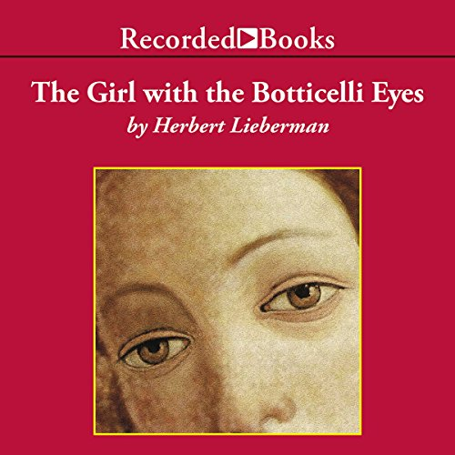 The Girl with the Botticelli Eyes audiobook cover art