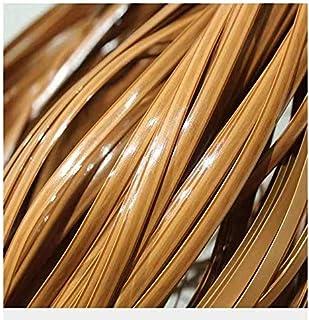 Osier En Rotin En Plastique Rotin Bambou MatéRiel De RéParation En Osier 8mm Pour Meubles De Bricolage, 70m RéParation De ...