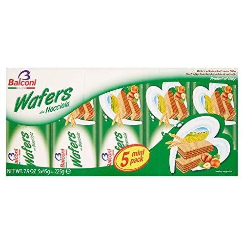 Balconi - Wafers nocciola x5 gr.225 (1000034961)