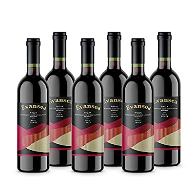 Evansea Rioja Reserva, Spain (6x75cl)