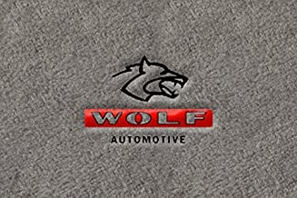for Select Dodge Trucks Gray WOLF 15410047 Dashmat Dashboard Cover