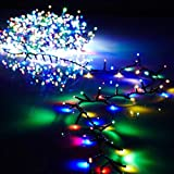 Raz 8 Function Multi Color LED 73' Christmas...
