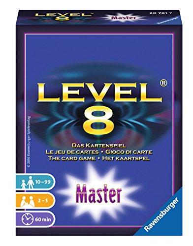 Ravensburger 20781 Master Level 8 - card games