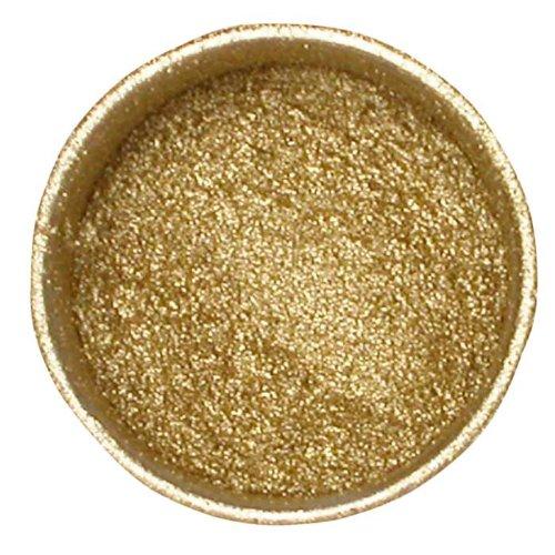 Fine Art Encaustic Zauberpuder Gold Superfein, 10 Gramm im Schraubdöschen