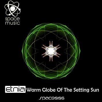 Warm Globe Of The Setting Sun