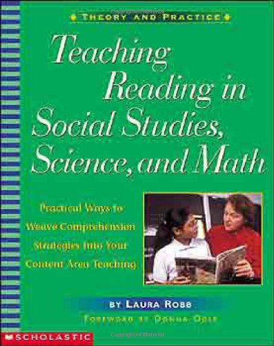 Teaching Reading In Social Studies, Science and Math (Theory and Practice)