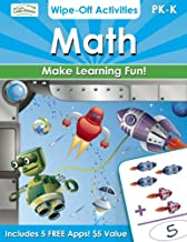 Math Wipe-Off Activities: Endless fun to get ready for school! (Let's Leap Ahead)