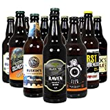 Hops and Shots Introductory Craft Porter Mixed 12 Selection Case - Ideal Assorted Craft Porter Selection Gift Set