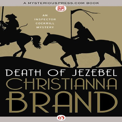 Death of Jezebel audiobook cover art