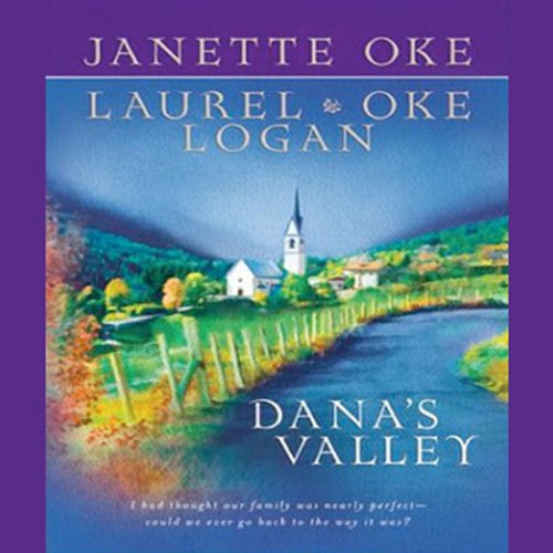 Dana's Valley audiobook cover art
