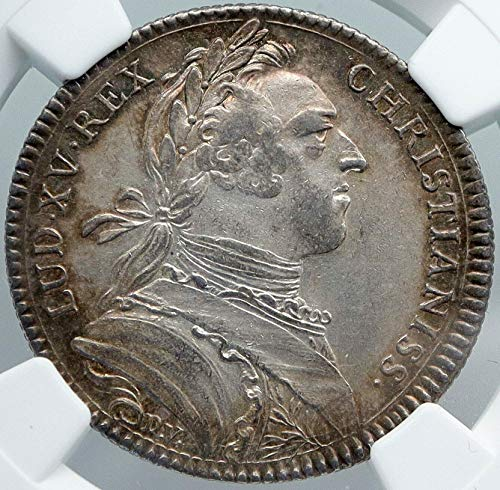 1731 FR 1731 FRANCE Secretary to King Louis XV SILVER FRE coin MS 61 NGC