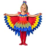 Amscan 9903518 - Disfraz infantil de hada (116 cm), multicolor , color/modelo surtido