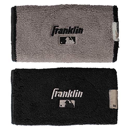 Franklin Sports MLB 6.0' X-Vent Pro - Coppia di braccialetti reversibili