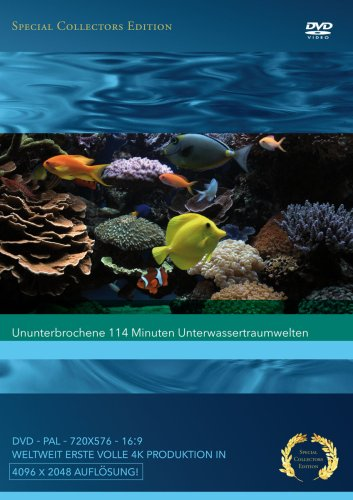 Marine Aquarium - [DVD] [Special Collector's Edition]