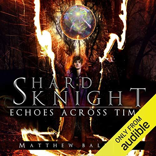 Shard Knight audiobook cover art