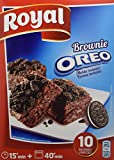 Royal Brownie Con Oreo - 10 Raciones Total 375 gr