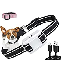 【Auto Spray Dog Bark Collar】 This anti bark collar intelligently discriminates the dog's barking and automatically spray gas to stop barking, and the external sound or frequency makes no interference to the product. The spray volume of bark collars c...