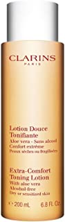 Clarins Extra Comfort Toning Lotion, 6.8 Ounce