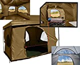 Standing Room Family Cabin Tent 8.5 FEET of Head Room 2 or 4 Big Screen...
