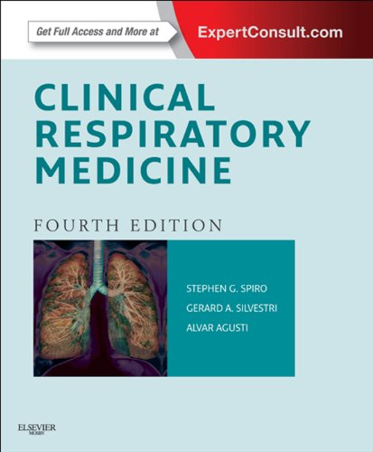 Clinical Respiratory Medicine E-Book: Expert Consult - Online and Print (English Edition)