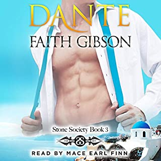 Dante     Stone Society, Book 3              By:                                                                                                                                 Faith Gibson                               Narrated by:                                                                                                                                 Mace Earl Finn                      Length: 10 hrs and 41 mins     18 ratings     Overall 4.6