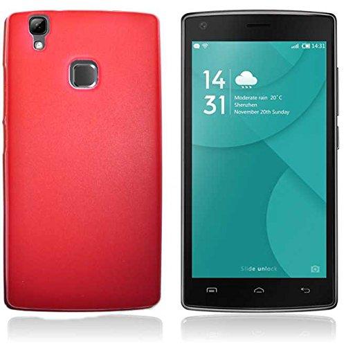Todobarato24h Funda TPU Lisa Compatible con Doogee X5 MAX ROJA X5 MAX Pro: Amazon.es: Electrónica