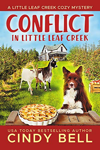 Conflict in Little Leaf Creek (A Little Leaf Creek Cozy Mystery Book 3) (English Edition)