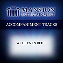 Written In Red [Accompaniment/Performance Track]