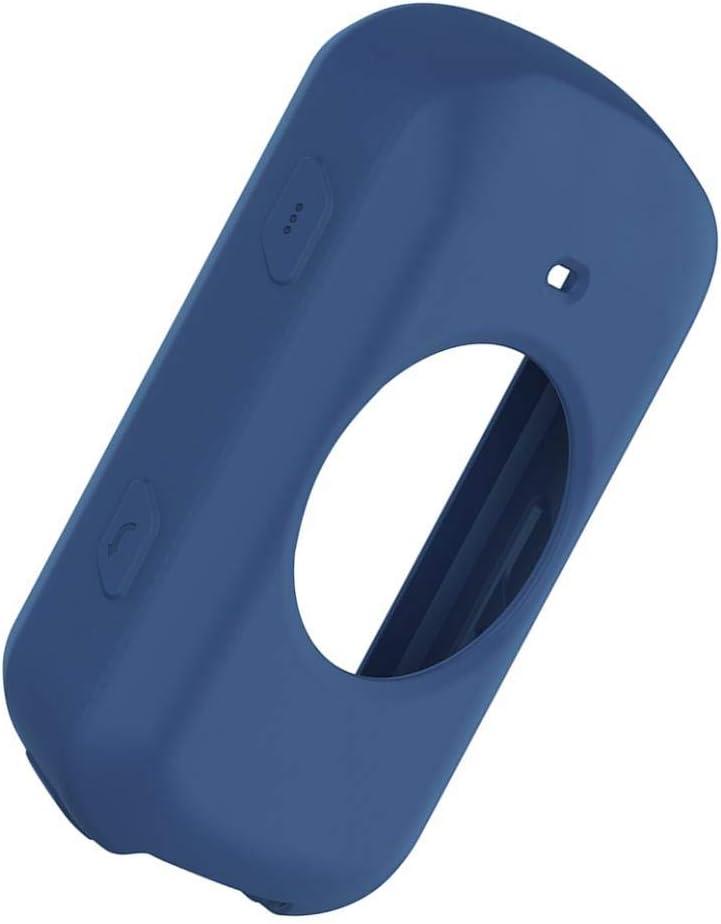 87,5 /× 54,2 Almencla Sto/ßfest Robustes Schutzgeh/äuse Schale Schutz Tasche Cover Ersatz f/ür Garmin Edge 530 GPS Uhr Blau