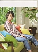 非売品クリアファイル 相葉雅紀 「住友生命2011・夏」 ※JB