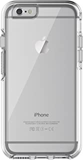 OtterBox SYMMETRY CLEAR SERIES Case for iPhone 6/6s - Retail Packaging - CLEAR (CLEAR/CLEAR)