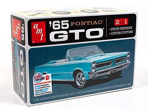 AMT 1965 Pontiac GTO 2T 1/25th Scale Model Kit