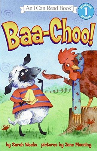 Baa-Choo! (I Can Read Level 1)の詳細を見る