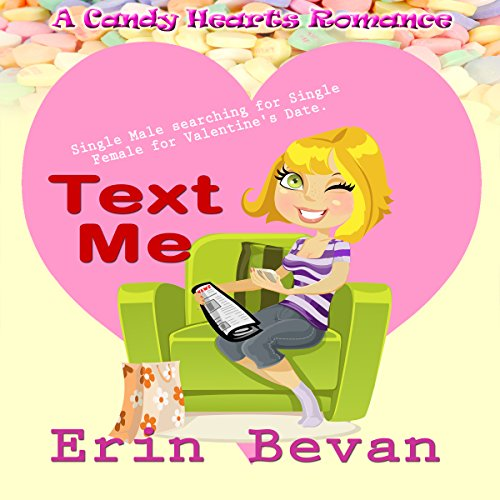 Text Me audiobook cover art
