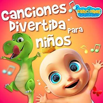 Canciones divertidas para niños