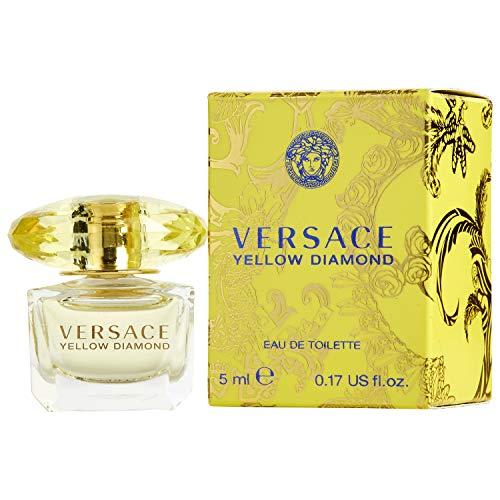 Versace Yellow Diamond By Gianni Versace Mini EDT .17 Oz
